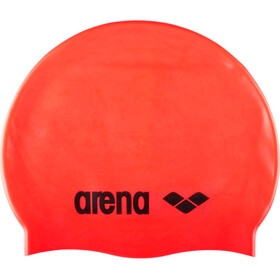 arena Classic Silicone Bathing Cap red